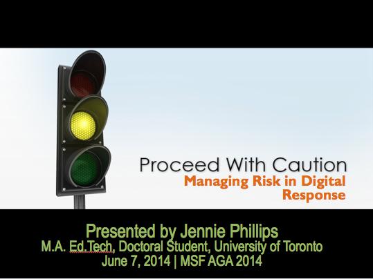 MSF AGA 2014 Presentation